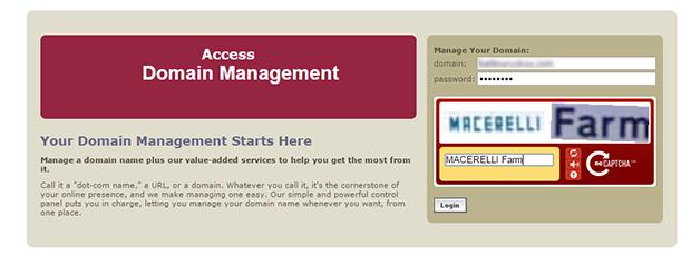 ドメイン管理をX-Serverに移管させるための手順