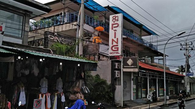バリ島スミニャック夜遊びに便利なピンホテル(Ping Hotel)レビュー