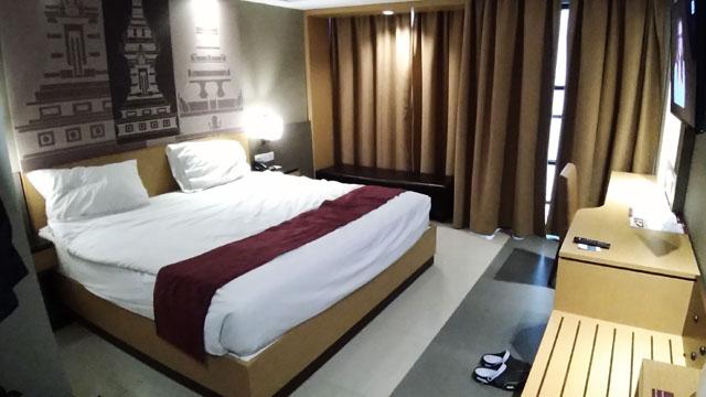 ホライゾンホテルスミニャックのお部屋