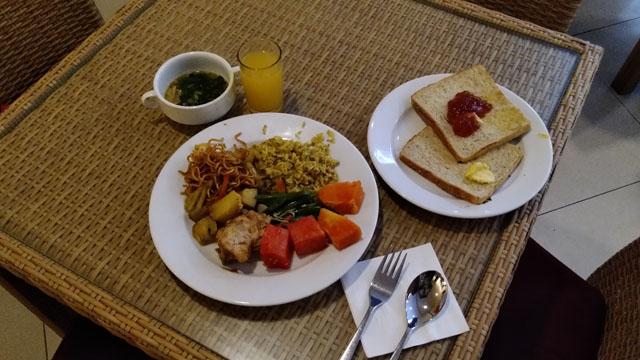 朝食セレクト