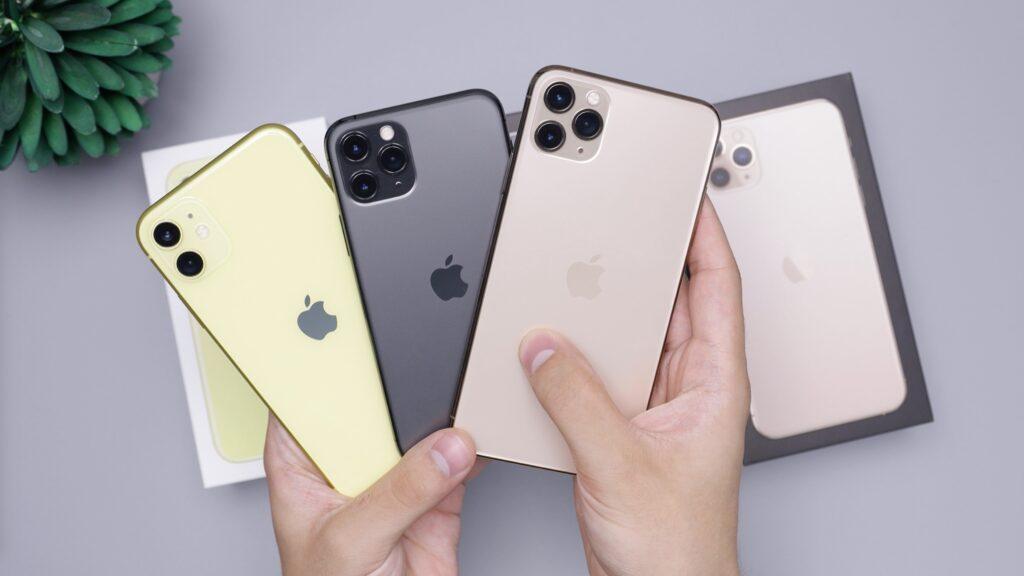 アップル・アイフォン
